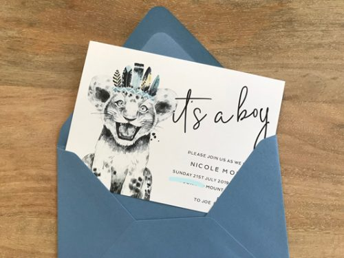 BABY SHOWER INVITATION -PRINTABLE TEMPLATE photo review